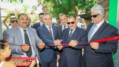 Photo of أفتتاح مكتب بريد روض الفرج بعد تطويره وتحويله إلى مركز خدمات متكامل