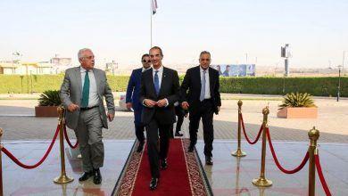 Photo of غدا…وزير الاتصالات يلتقي القائم بأعمال رئيس البريد المصري