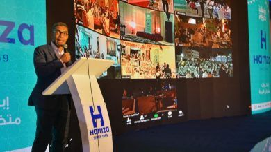 "Photo of ""حمزة جروب"" تنظم أكبر حفل إفطار جماعي لـ 3000 صائم من كبار عملائها في 11 محافظة"
