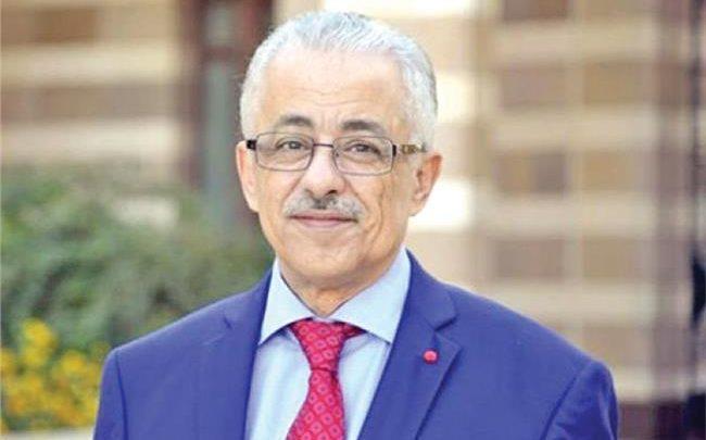 طارق شوقي ،وزير التربية والتعليم