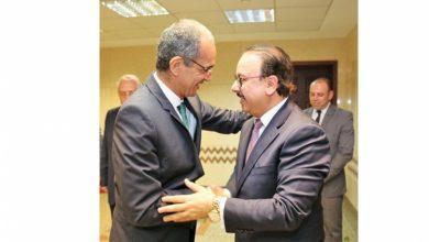 Photo of سر الـ 126 كلمة للقاء وزيرا الاتصالات الحالي والسابق