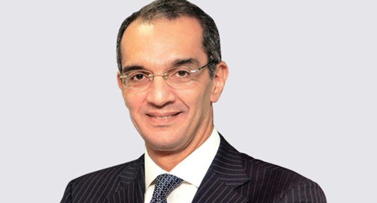 عمرو طلعت وزير الاتصالات