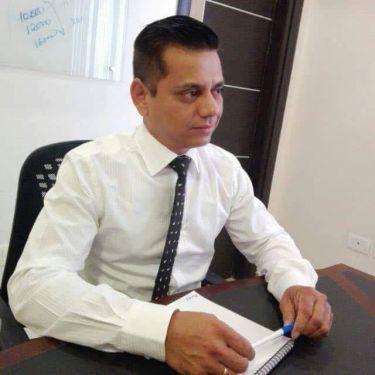 فيكرام ،الرئيس التنفيذى لشركة لافا تكنولوجى