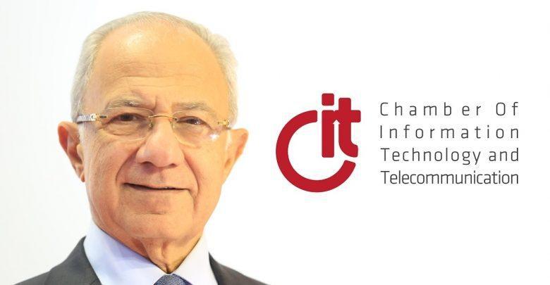 م.وليد جاد ،رئيس غرفة صناعة تكنولوجيا المعلومات