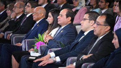 "Photo of السيسي: 6 سنوات لتحويل مصر لدولة رقمية …""كتير قوي"""