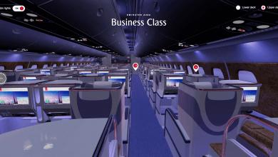 """Photo of """"طيران الإمارات"""" الأولى في استخدام المقاعد ثلاثية الأبعاد على رحلاتها"""