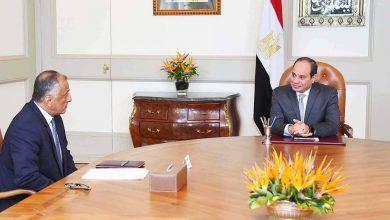 """Photo of """"السيسي"""" يبحث مع محافظ المركزي أوضاع البلاد الاقتصادية"""