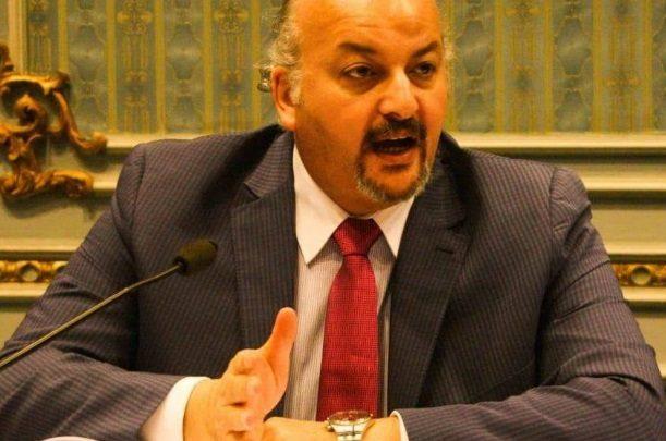 محمد حجازي، رئيس لجنة التشريع بوزارة الاتصالات