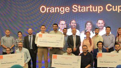 """صورة 2 مليون جنيه استثمارات """"اورنج"""" في رعاية وتمويل Orange Startup Cup"""