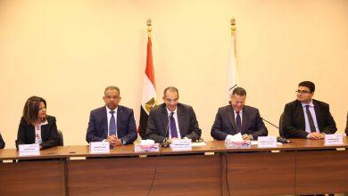 Photo of وزير الاتصالات في بني سويف للوقوف على تطورات الأعمال في المنطقة التكنولوجية