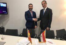 Photo of 5 لقاءات هامة لوزير الاتصالات في اليوم الثاني لمؤتمرMWC ببرشلونة