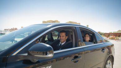 "Photo of سيارات ""اوبر بلاك"" تصل الجونة …اليوم"