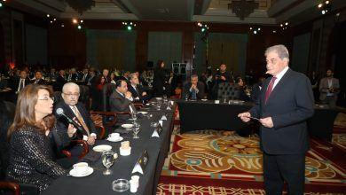 Photo of حفل Cairo ICTبحضور لفيف من الوزراء ورؤساء الشركات …صور