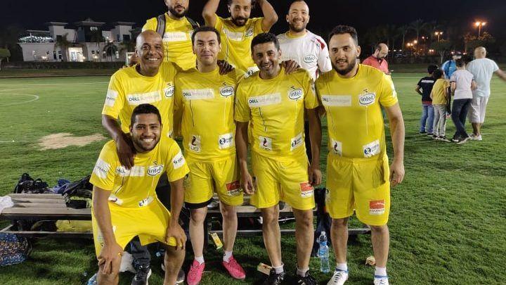 فريق فايبر مصر