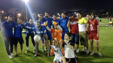 """Photo of منافسة ضارية بين """"البريد"""" و """"المصرية للاتصالات"""" على كأس البطولة الرمضانية لقطاع الاتصالات"""