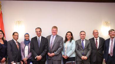 """Photo of """"الاتصالات"""" تبحث توسع الشركات الأمريكية للاستثمار في مصر"""