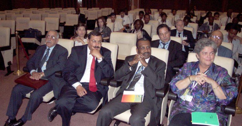خلال مؤتمر افريقيا تيليكوم