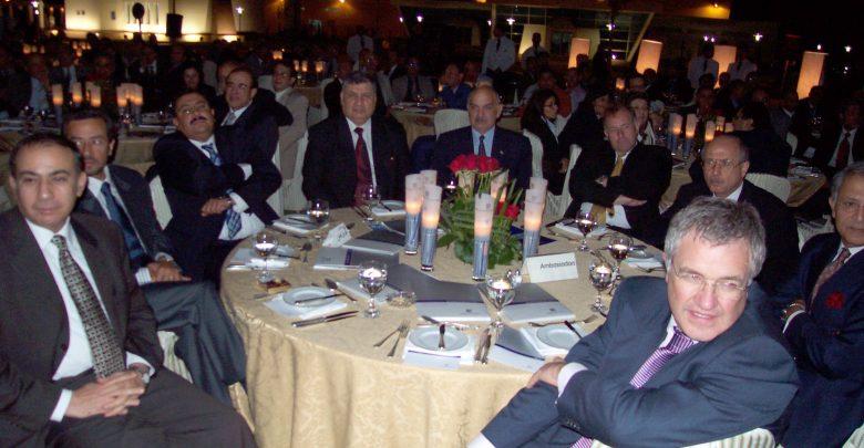 عام 2004 خلال حفل تدشين صندوق التكنولوجيا
