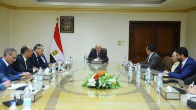 """Photo of """"العصار"""" يستقبل شركة """"نت سينك"""" الأمريكية لبحث سبل التعاون"""