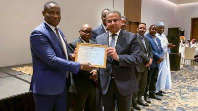 صورة مصر تفوز بجائزة التميز لأفضل تطوير لهيئة بريدية علي مستوي إفريقيا