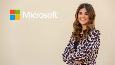 صورة ميرنا عارف مديرة مايكروسوفت مصر:  نوفر 100 ألف وظيفة جديدة في مصر بنهاية عام 2022