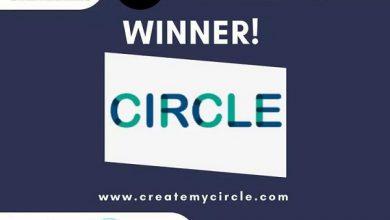 صورة Circle تحصد جائزة أفضل شركه ناشئه في مصر خلال قمة AfricaArena