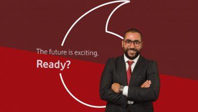 صورة كريم عيد رئيسًا لقطاع التسويق التجارى بڤودافون مصر