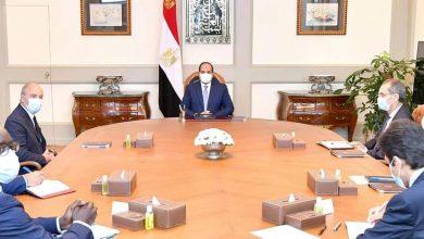 """صورة """"السيسي"""" يلتقي رئيس اورانج العالمية لمتابعة مشروعات الشركة في مصر"""