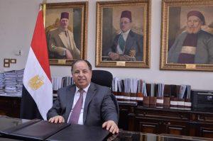 د.محمد معيط،وزير المالية