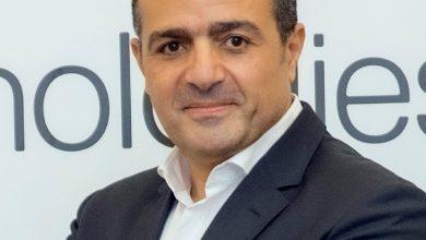 محمد طلعت، نائب الرئيس بشركة دل تكنولوجيز بمنطقة السعودية ومصر وليبيا وبلاد الشام