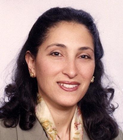 د.ريم بهجت رئيس جامعة مصر للمعلوماتية