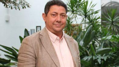 الصحفي أحمد عواد